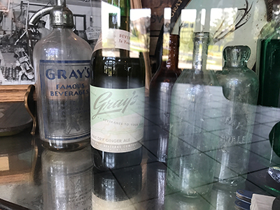 Gray's Tied House bottles