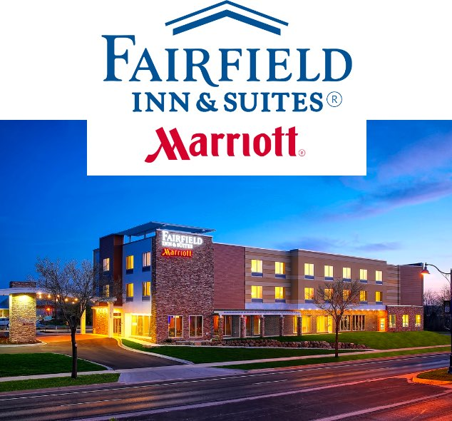 Fairfield Inn & Suites, Marriott Hotel, Verona WI Near Epic Systems